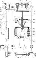 Патент 2520585 Устройство для снаряжения боеприпасов порошкообразными взрывчатыми составами