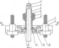 Патент 2407917 Канатная подвеска станка-качалки штанговой насосной установки