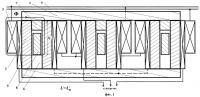Патент 2465672 Трансформаторный агрегат для электрифицированных железных дорог переменного тока