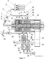 Патент 2359129 Реактивно-роторный двигатель