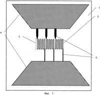 Патент 2581405 Способ изготовления сверхпроводящих многосекционных оптических детекторов