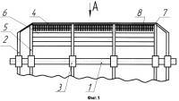 Патент 2375507 Устройство для очистки лубоволокнистых материалов
