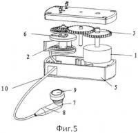 Патент 2492582 Устройство втягивания провода наушников, наушники с автоматическим втягиванием провода, неизлучающий радиотелефон и электронное устройство