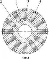 Патент 2386200 Ротор электрогенератора