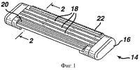 Патент 2537231 Контактирующий с кожей элемент, содержащий инкапсулированные активные компоненты