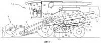 Патент 2404566 Способ и конструкция привода устройства транспортирования убранной массы