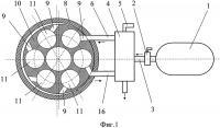 Патент 2520768 Пневматический двигатель миронова (варианты) и включающее его траспортное средство