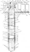Патент 2421636 Установка для добычи газированной жидкости