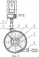 Патент 2542078 Устройство для перекачки пенного продукта флотационного передела