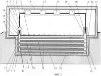 Патент 2469245 Устройство для аккумулирования холода