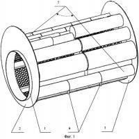 Патент 2468217 Резонансный шумоглушитель отражательного типа