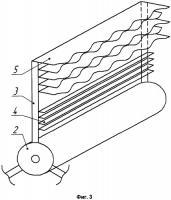 Патент 2503756 Барабан трепальной машины для обработки лубяных волокон