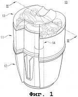 Патент 2299667 Многоциклонное пылеотделительное устройство