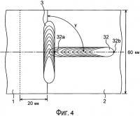 Патент 2593049 Выполненное дуговой сваркой угловое соединение и способ его образования