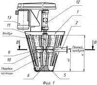 Патент 2547872 Устройство для перекачки пенного продукта флотационного передела