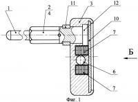 Патент 2279003 Зажимное приспособление для отрезка троса