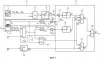 Патент 2586911 Способ и устройство для контроля тормозной системы тормозного оборудования рельсового транспортного средства