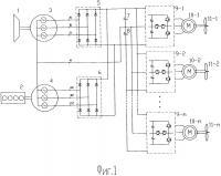 Патент 2658759 Гребная электроэнергетическая установка
