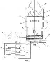 Патент 2483117 Сатуратор для свеклосахарного производства