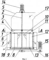 Патент 2625969 Устройство для измельчения корнеклубнеплодов