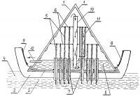 Патент 2651025 Гелиодистиллятор