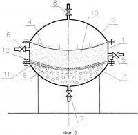 Патент 2578417 Устройство для испытания стыков полотнищ геомембраны на водопроницаемость
