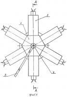 Патент 2465175 Устройство пережигания буксировочного трос-кабеля