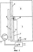 Патент 2250424 Холодильник с регулируемым удалением влаги