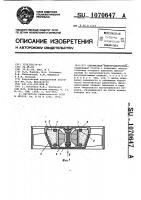 Патент 1070647 Однофазный электродвигатель