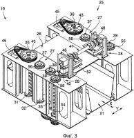 Патент 2597065 Вибрационное устройство для транспортировки садки металла к плавильной установке
