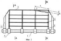 Патент 2250940 Секция трепальной машины для обработки лубяных волокон
