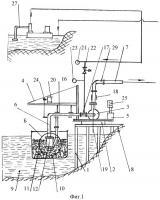 Патент 2409510 Устройство для разгрузки песчано-гравийной смеси