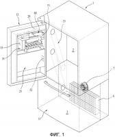 Патент 2488752 Холодильник, имеющий устройство для приготовления льда (варианты)
