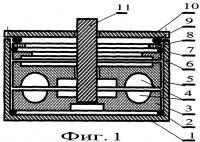Патент 2338884 Роторно-вихревая машина с керамическими рабочими элементами