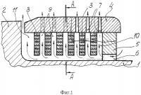 Патент 2485659 Неявнополюсный ротор синхронной электрической машины