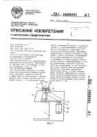 Патент 1609491 Протирочная машина
