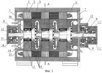Патент 2461738 Модульный электроприводной компрессорный агрегат