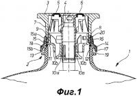 Патент 2507123 Устройство для соединения емкости для напитков с фитингом