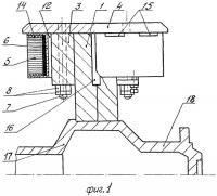 Патент 2289877 Явнополюсный ротор тяговой синхронной электрической машины