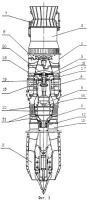 Патент 2264553 Турбореактивный двигатель