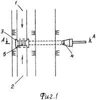 Патент 2659912 Водоотводное сооружение на склоне