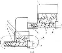 Патент 2309137 Устройство для смешения компонентов взрывчатых составов и прессования изделий из них