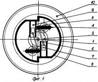 Патент 2365771 Вращающийся двигатель внутреннего сгорания