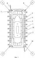 Патент 2619882 Способ выполнения подводных подъемно-транспортных операций и устройство для его осуществления