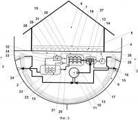 Патент 2652362 Плавучий дом