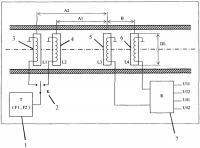 Патент 2364833 Устройство для определения внутреннего диаметра трубы