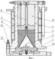 Патент 2301787 Способ и устройство изготовления зарядов взрывчатых веществ