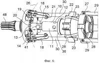 Патент 2655282 Электрический поворотный привод для устройства входа и выхода, в частности для двери
