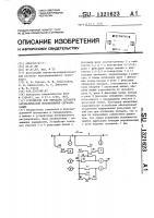 Патент 1321623 Устройство для передачи сигналов автоматической локомотивной сигнализации