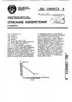 Патент 1064873 Способ получения сульфатной целлюлозы